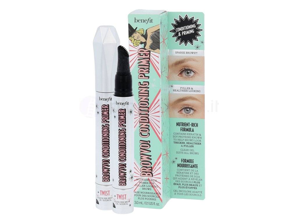 promo code arriving on feet shots of Benefit Browvo! Conditioning Eyebrow Primer Gel e pomate per ...
