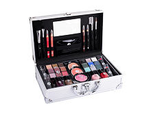Make-up kit 2K Fabulous Beauty Train Case 66,9 g Cofanetto