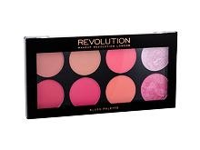 Blush Makeup Revolution London Blush Palette 12,8 g Sugar And Spice