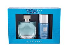 Eau de Toilette Azzaro Chrome 50 ml Cofanetto