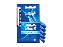 Rasoio Gillette Blue II Plus 5 pz