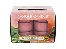 Candela profumata Yankee Candle Sun-Drenched Apricot Rose 117,6 g