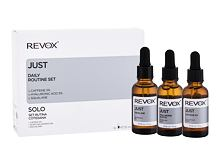 Siero per il viso Revox Just Daily Routine Set 30 ml Cofanetto