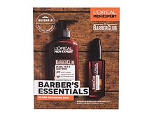 Shampoo L´Oréal Paris Men Expert Barber's Essentials 200 ml scatola danneggiata Cofanetto