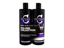 Shampoo Tigi Catwalk Your Highness 750 ml Cofanetto