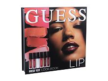 Rossetto GUESS Look Book Lip 4 ml 101 Red Cofanetto
