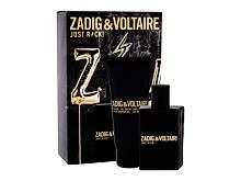 Eau de Toilette Zadig & Voltaire Just Rock! 50 ml Cofanetto