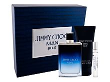 Eau de Toilette Jimmy Choo Jimmy Choo Man Blue 100 ml Cofanetto