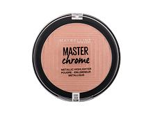 Illuminante Maybelline Master Chrome 9 g 050 Molten Rose Gold