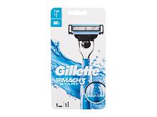 Rasoio Gillette Mach3 Start 1 pz