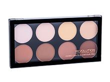 Illuminante Makeup Revolution London Iconic Lights & Contour Pro 13 g