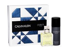 Eau de Toilette Calvin Klein Eternity For Men 100 ml Cofanetto