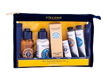 Olio gel doccia L´Occitane Shea Butter Essentials Beauty Set 75 ml Cofanetto