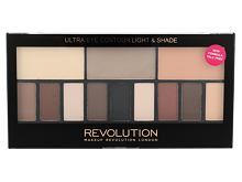 Ombretto Makeup Revolution London Ultra Eye Contour Light & Shade 14 g