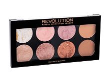 Blush Makeup Revolution London Blush Palette 13 g Hot Spice
