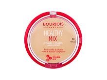 Cipria BOURJOIS Paris Healthy Mix Anti-Fatigue 11 g 02 Light Beige