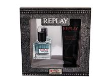 Eau de Toilette Replay Replay For Him 30 ml Cofanetto