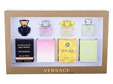 Eau de Toilette Versace Mini Set 1 4x5 ml Cofanetto