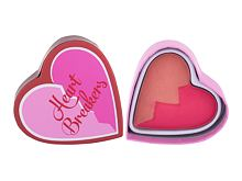Blush I Heart Revolution Heartbreakers Matte Blush 10 g Brave