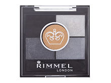 Ombretto Rimmel London Glam Eyes HD 3,8 g 021 Golden Eye