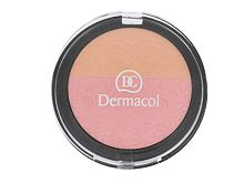 Blush Dermacol DUO Blusher 8,5 g 01