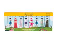 Crema per le mani L´Occitane Fantastic 8 Hand Creams Travel Set 30 ml Cofanetto