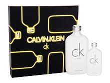 Eau de Toilette Calvin Klein CK One 200 ml Cofanetto