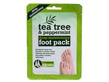 Crema per i piedi Xpel Tea Tree Tea Tree & Peppermint Deep Moisturising Foot Pack 1 pz