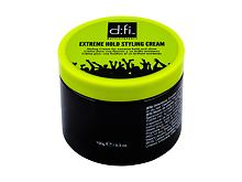 Crema per capelli Revlon Professional d:fi Extreme Hold Styling Cream 75 g