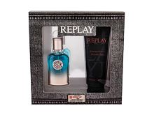 Eau de Toilette Replay True For Him 30 ml Cofanetto
