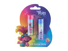 Balsamo per le labbra DreamWorks Trolls World Tour  Duo Kit 4,2 g Cofanetto