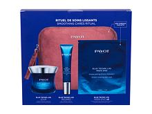 Crema giorno per il viso PAYOT Blue Techni Liss Smoothing Cares Ritual 50 ml Cofanetto