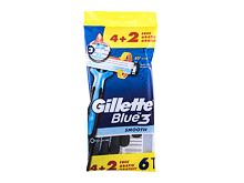 Rasoio elettronico Gillette Blue3 Smooth 6 pz