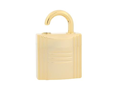 Flacone ricaricabile Hermes Pure Perfume Lock Spray 7,5 ml Gold