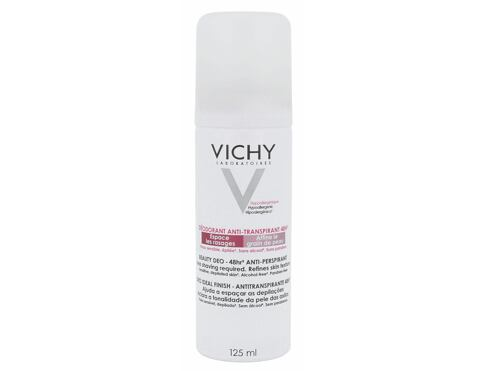 Antitraspirante Vichy Deodorant 48hr Beauty 125 ml