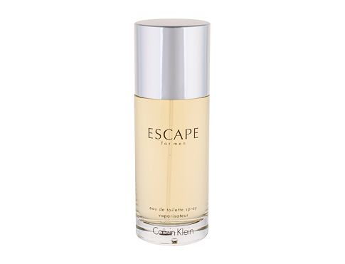 Eau de Toilette Calvin Klein Escape For Men 100 ml