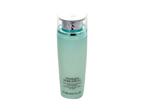 Acqua detergente e tonico Lancôme Tonique Pure Focus 200 ml Tester