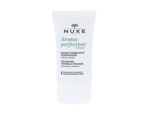 Maschera per il viso NUXE Aroma-Perfection Unclogging Thermo-Active Mask 40 ml Tester